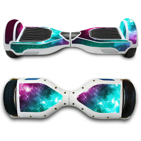 Hover Board Skin for Self-Balancing Sticker Decals Electric Scooter Smart Balancing Scooters Vinyl - Hoverboard Stickers