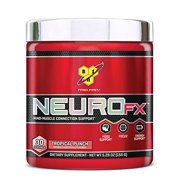 BSN Neuro Fx Pre Workout Powder, Tropical Punch, 30 Servings
