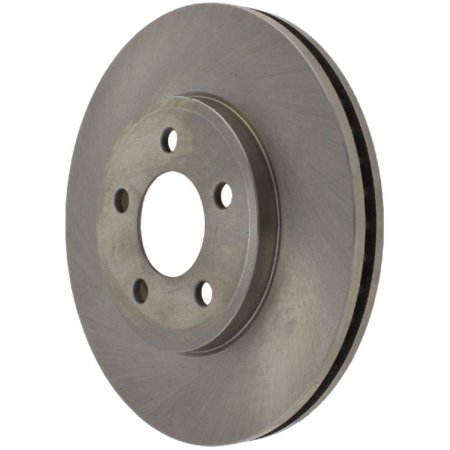Go-Parts OE Replacement for 2003-2011 Ford Crown Victoria Front Disc Brake Rotor for Ford Crown - Crown Victoria Bendix Brake