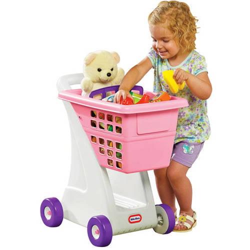 Little Tikes Shopping Cart, Pink