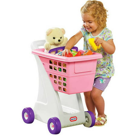 Little Tikes Shopping Cart, Pink