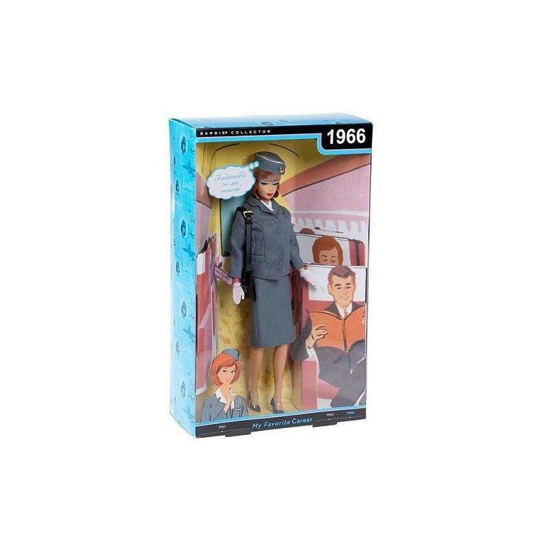 Barbie Collector My Favorite Career- 1966 Pan American Ai...