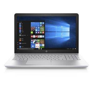 "HP Silver Iridium 15.6"" Laptop, Touchscreen, Intel Core i7-7500u, Intel HD Graphic 620 Graphic Card, 12GB Memory, 1TB HD, Windows 10 Home, 15-cc060wm"