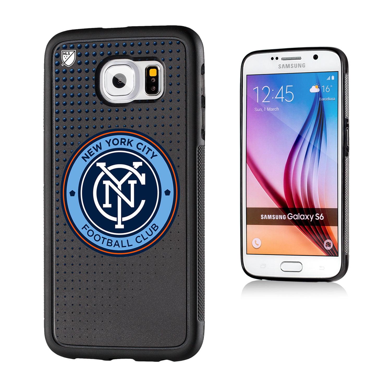 New York City FC Dots Galaxy S6 Bumper Case