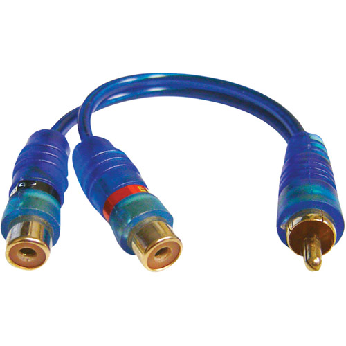 Strandworx SX12 12-Feet Strandworx Series RCA Cable