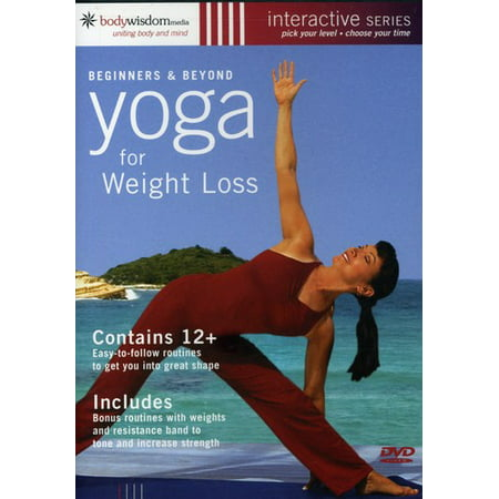 Beginners and Beyond Yoga for Weight Loss (DVD)