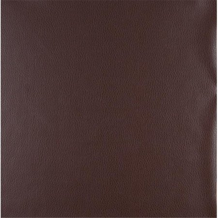 designer fabrics g218 54 inch wide coco brown upholstery faux leather. Black Bedroom Furniture Sets. Home Design Ideas