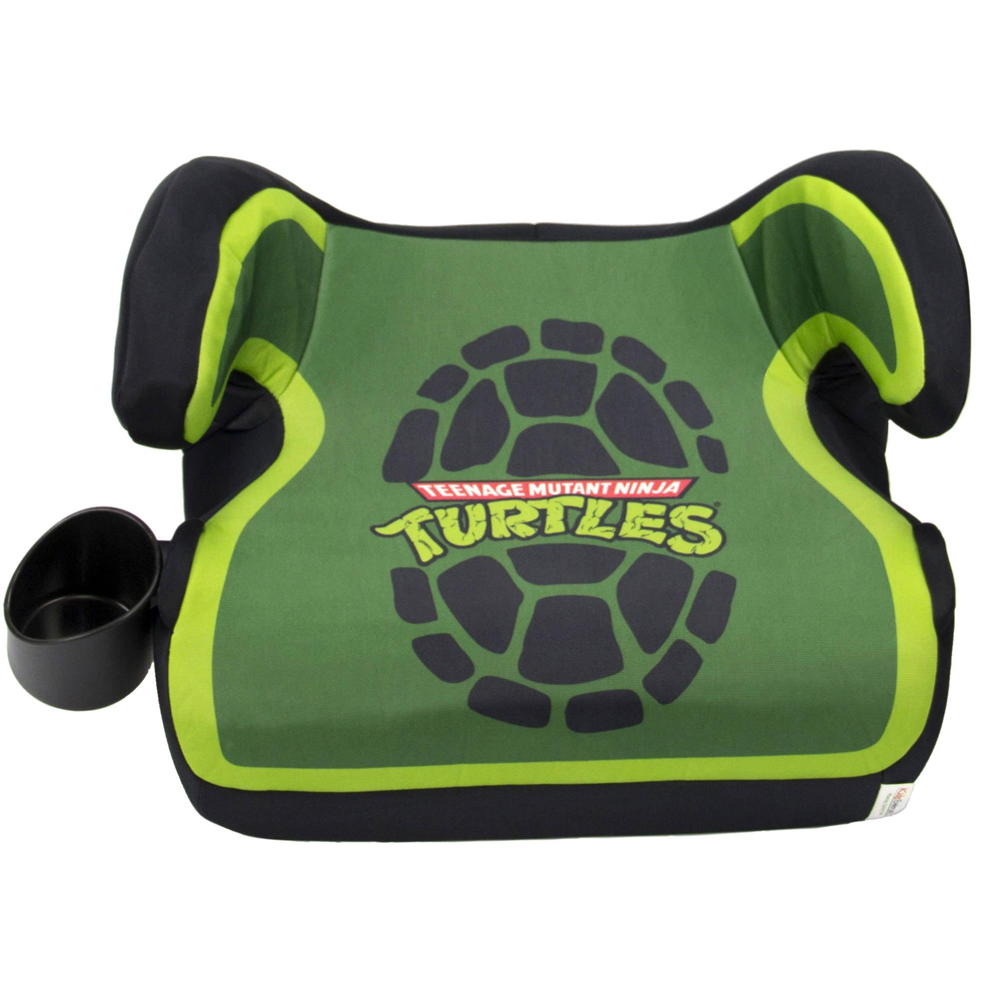 KidsEmbrace Fun-Ride Backless Booster Car Seat, Teenage Mutant Ninja Turtles