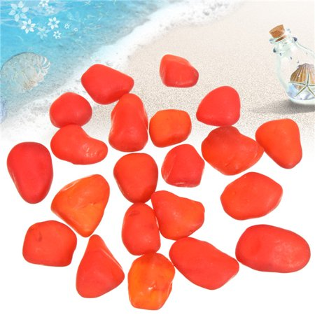 Meigar 20/40 Pcs Lot Sea Beach Glass Beads Mixed Colors Bulk Blue Green Red Jewelry Pendant - Bulk Sea Glass For Sale