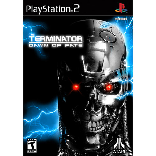 Terminator: Dawn Of Fate (PS2) - Pre-Owned