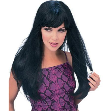 Glamour Wig Black - Glamour Wig