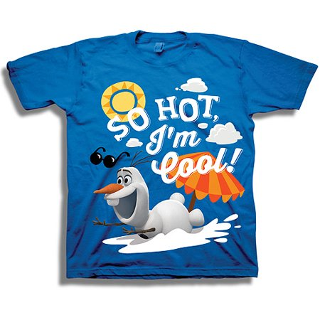 ^^disney Frozen Olaf The Snowman Im Cool