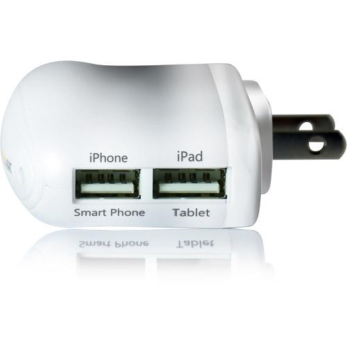 Hornettek HT-B2P-W Explorer 5-in-1 High Power Travel Kit for iPhone/iPad/Tablet/Smartphone
