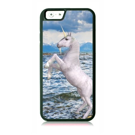 Prancing Unicorn on the Ocean Black Rubber Case for the Apple iPhone 6 / iPhone 6s - iPhone 6 Accessories - iPhone 6s Accessories Case Dimensions (case length:) iphone 6s 5.5 inch case - iphone 6 5.5 inch case ; Case Dimensions (for iPhone with the following size screen:) iphone 6 4.7 case - iphone 6s 4.7 case ; This Apple iPhone 6 Case -  iPhone 6s is made of a durable rubber. TPU slim iPhone 6 Thin Case - iPhone 6s Thin Phone Case ; Black appleiphone6 case - 6s iphone case ; Bumper style iphone six case - iphone six s case ; These apple iphone 6 accessories - apple iphone 6s accessories feature a vibrant and everlasting flat printed image design. Beautiful, protective, essential and fun apple iphone 6 case - iphone 6s iphone case ; iphone 6s kids case - apple iphone 6 kids case - iphone 6 case for girls - iphone 6s case for girls - iphone 6 case for boys - iphone 6s kids case boys - iphone six case for teens - iphone 6s accessories for women and men