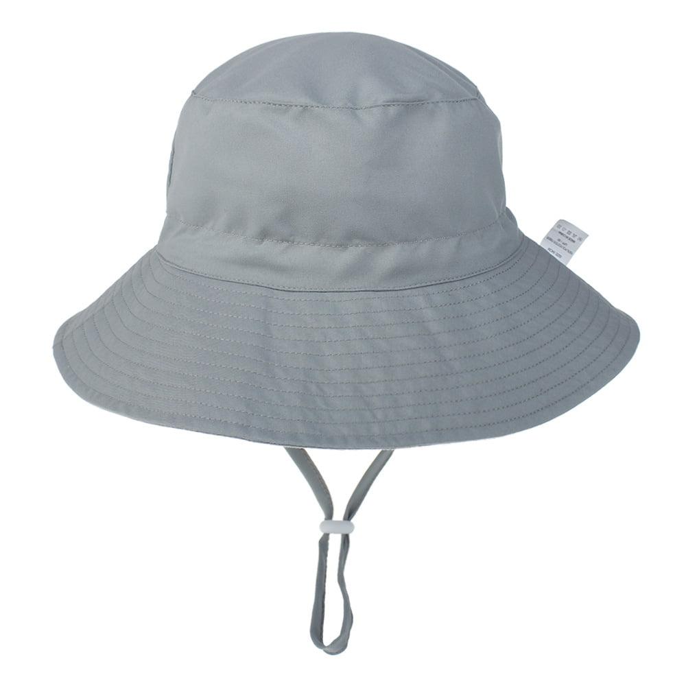 Bébé Bébés Garçon Garçons Bonnet Chapeau De Soleil Sunhat Avec Cravate Bleu Blanc Ancre
