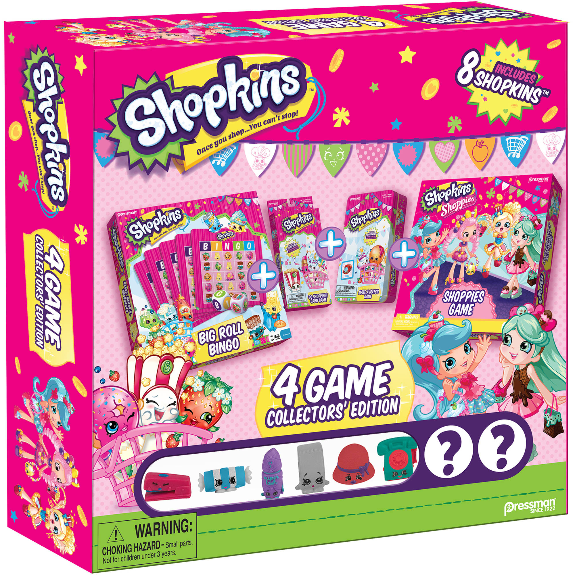 Shopkins Games Collectors' Edition 4089-04