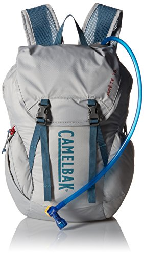 Click here to buy CamelBak 2016 Arete 18 Hydration Pack, Silver Tapestry by CamelBak Products LLC.