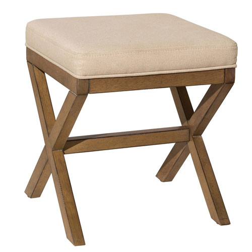 Hillsdale Furniture Somerset Vanity Bench by Hillsdale Furniture