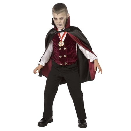 Boy Child Deluxe Vampire Costume - image 1 of 2