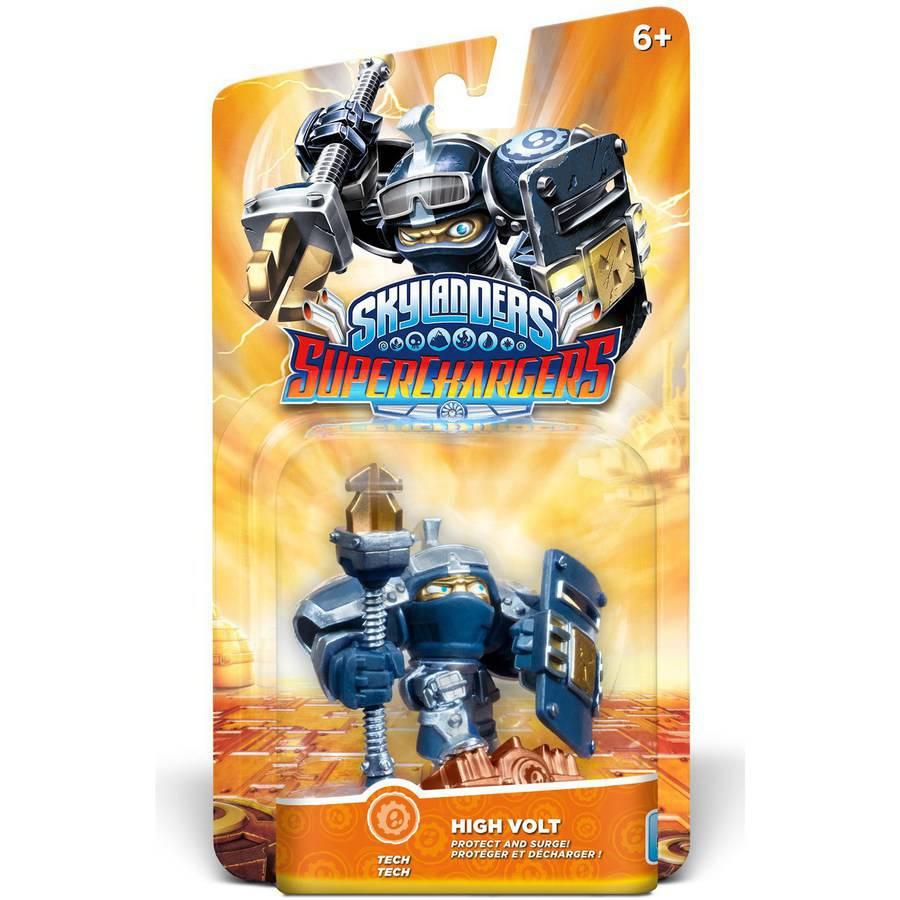 Skylanders Superchargers Drivers High Volt Character Pack (Universal)