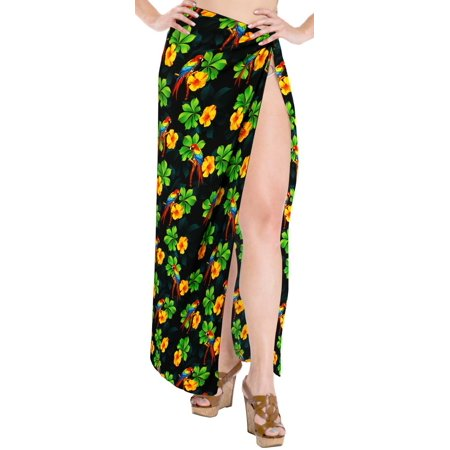 076268939c89c HAPPY BAY - HAPPY BAY Women'S Swimsuit Cover Up Sarong Bikini Swimwear  Beach Cover-Ups Wrap Skirt Large Maxi YR - Walmart.com