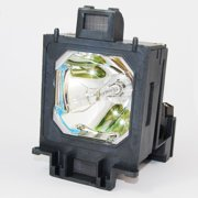 Sanyo PLC-XTC50L Projector Housing with Genuine Original OEM Bulb