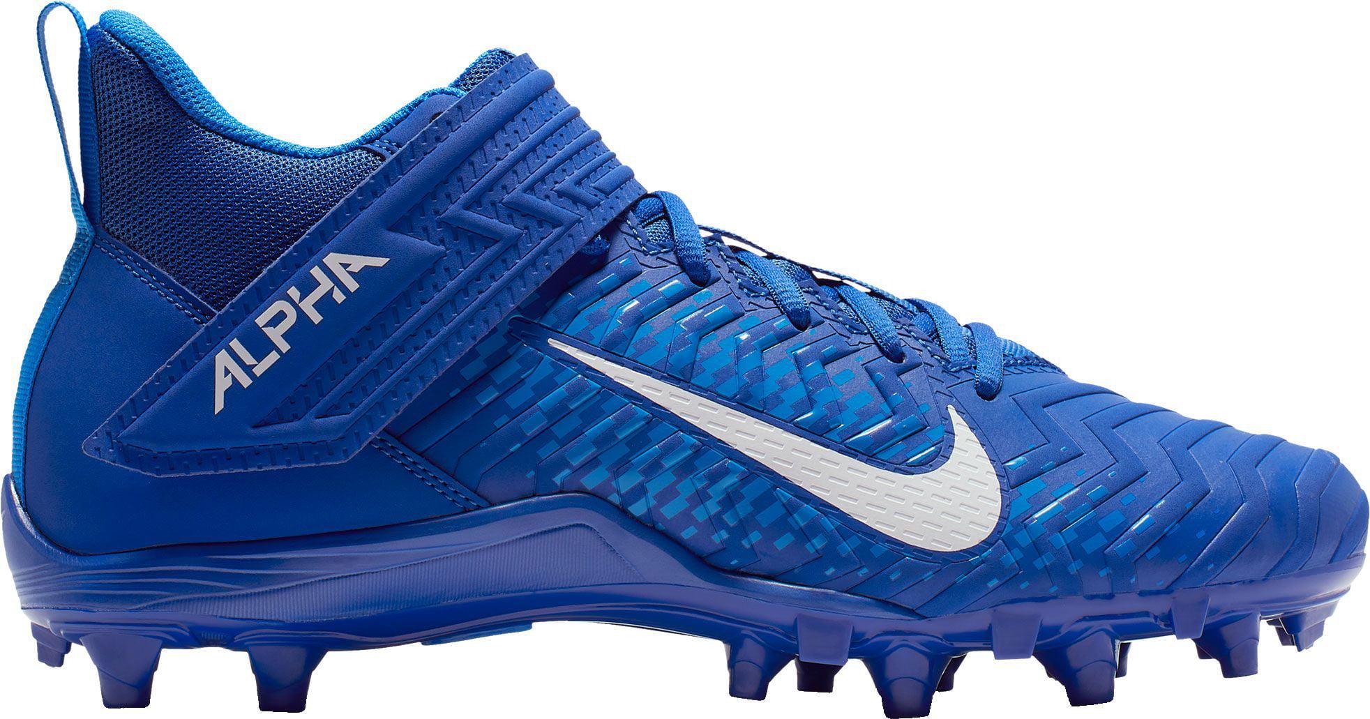 Nike Men's Alpha Menace Varsity 2 Mid Football Cleats - Walmart.com
