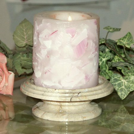 Cameo Tray Candle Holder