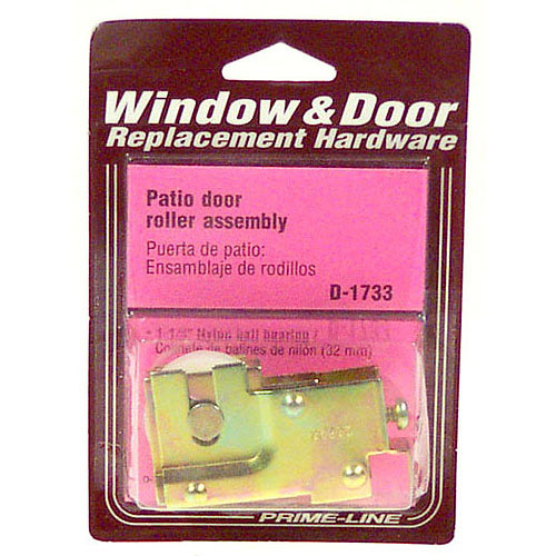 Prime Line Products D1733 Sliding Glass Door Roller Assembly