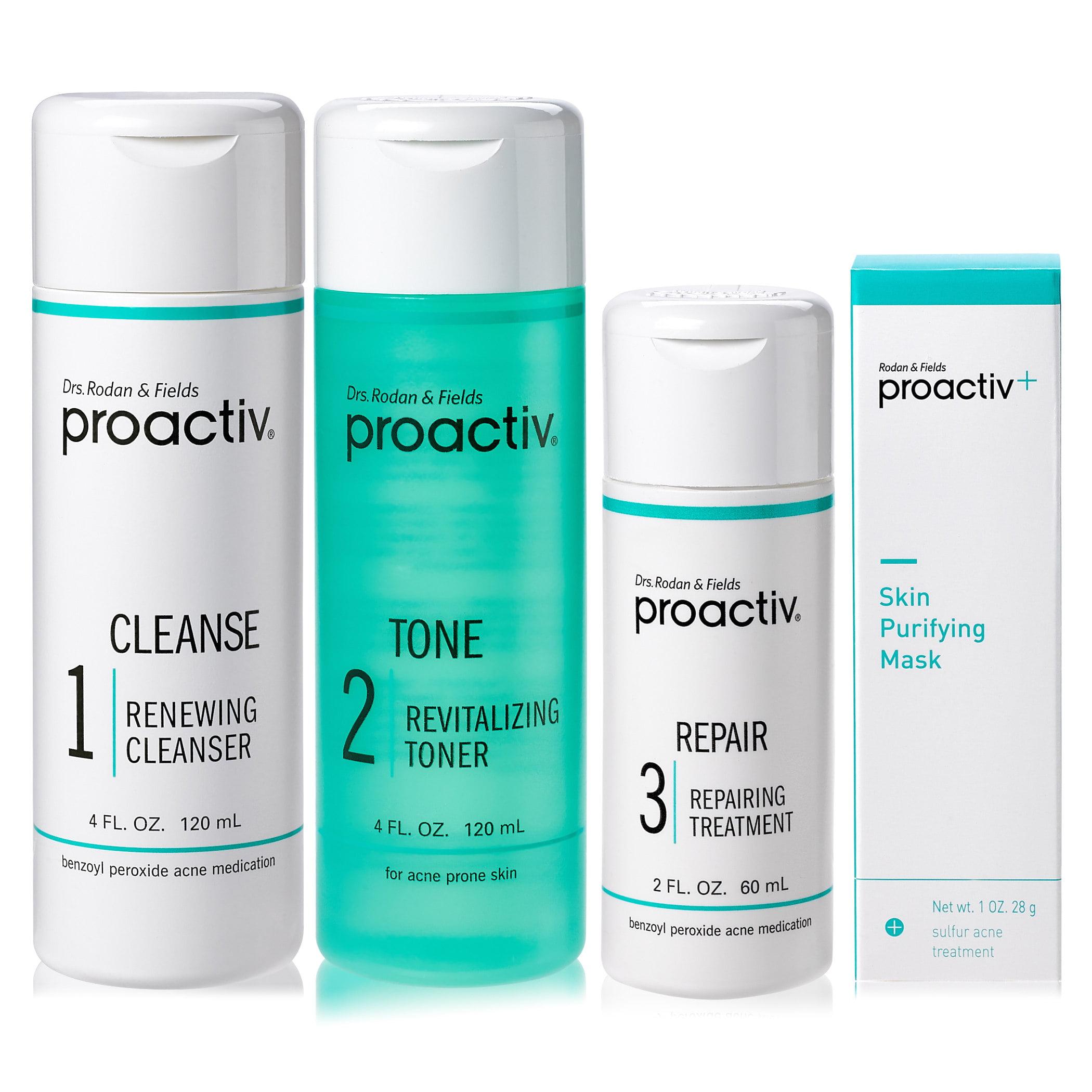 Proactiv Proactiv 3 Step 60 Day Acne System Walmart Com Walmart Com