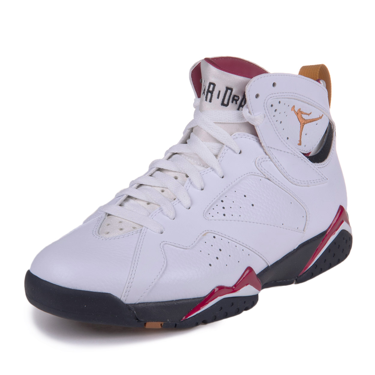 e659b0b58b7 ... order nike mens air jordan 7 retro cardinal white bronze red 304775  5fa43 2b630