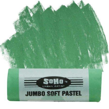 SoHo Urban Artist Jumbo Artists' Soft Pastel Stick - Brilliant