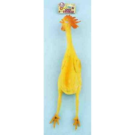 Rubber Chicken Halloween Costume - Chicken Wire Halloween Tree