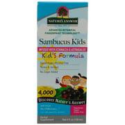 Sambucus Kid's Formula, 4000 mg, 4 fl oz (120 ml)