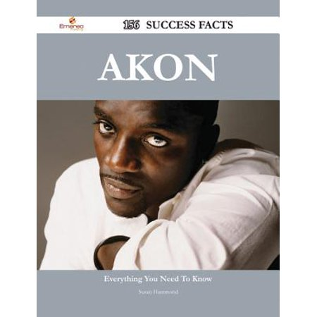 Akon 156 Success Facts - Everything you need to know about Akon - eBook