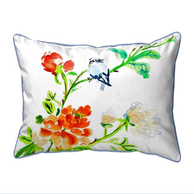 Betsy Drake SN016 Birds /& Bees I Pillow 11 x14