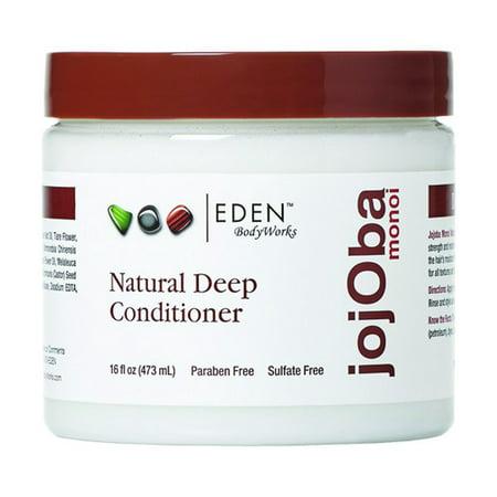 Eden Body Works Jojoba Monoi Deep Conditioner (Eden Bodyworks Jojoba All Natural Deep Conditioner)