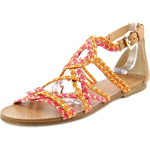 Belle Sigerson Morrison Bobo2 Women US 8.5 Orange Gladiator Sandal