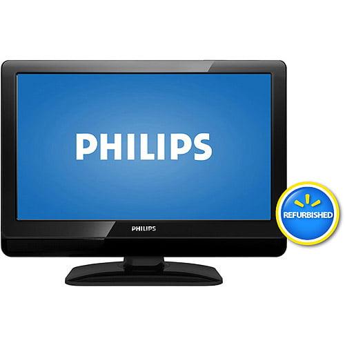 "Philips 19PFL3505D/F7 19"" Class LCD 720p 60Hz HDTV, Refurbished"