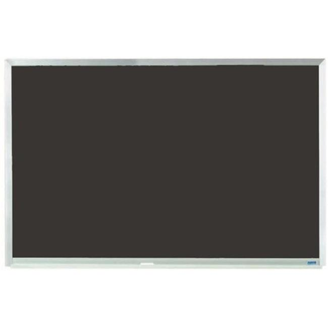 AARCO Products DC2436B Aluminum Frame Black Composition Chalkboard by Aarco Products Inc