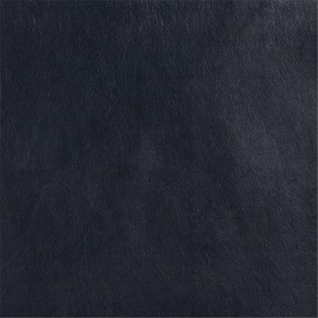 Designer Fabrics G768 54 in. Wide Navy Blue, Pvc Free Polyurethane Faux Leather Leatherette