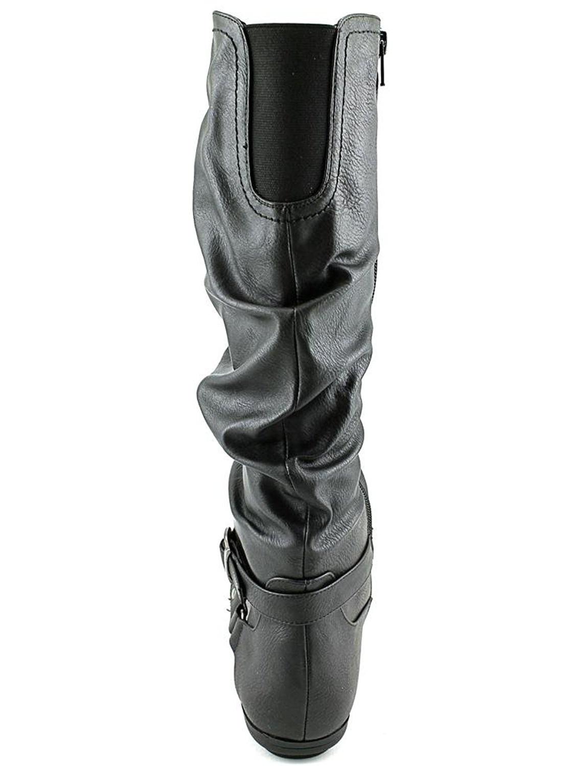 Seven Dials Womens DIEM Closed Toe Mid-Calf Fashion Boots Fashion Boots