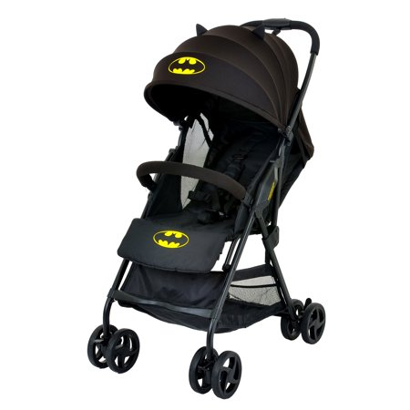 - Kids Embrace DC Comics Batman Lightweight Adjustable Compact Toddler Stroller