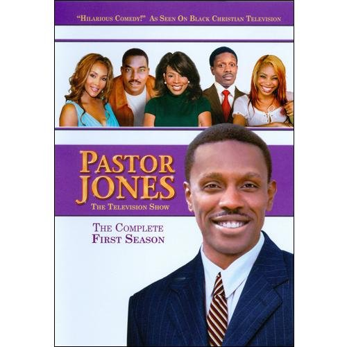 Pastor Jones:The  Television Series -The  Complete First Season (Widescreen)