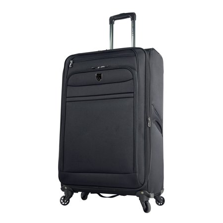 """Deluxe Expandable Wheeled Bag - TPRC 28"""" Rolling Expandable 4-Wheel Spinner (Walmart Exclusive)"""