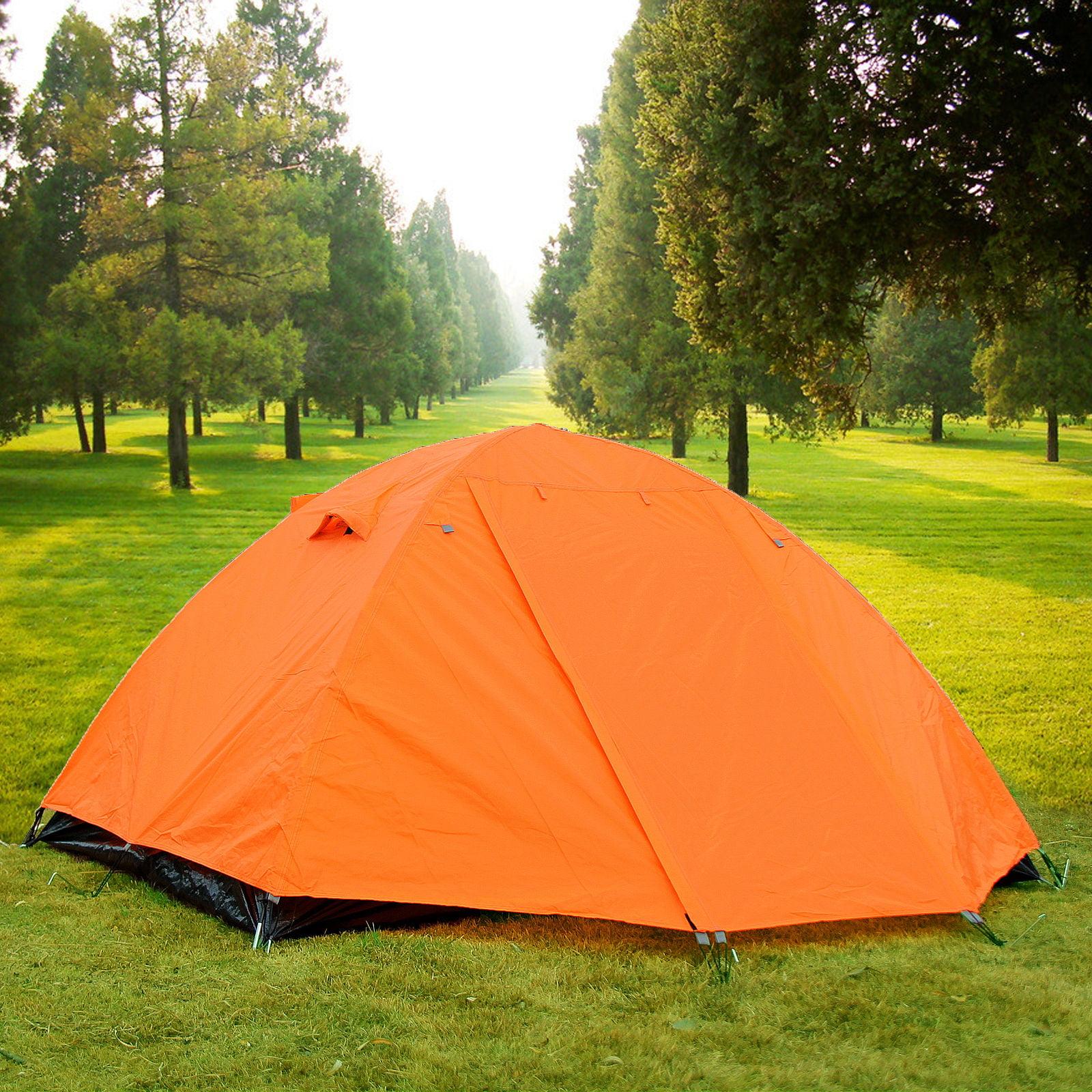 3 Season Camping Hiking Climbing Double Layer Backpacking...