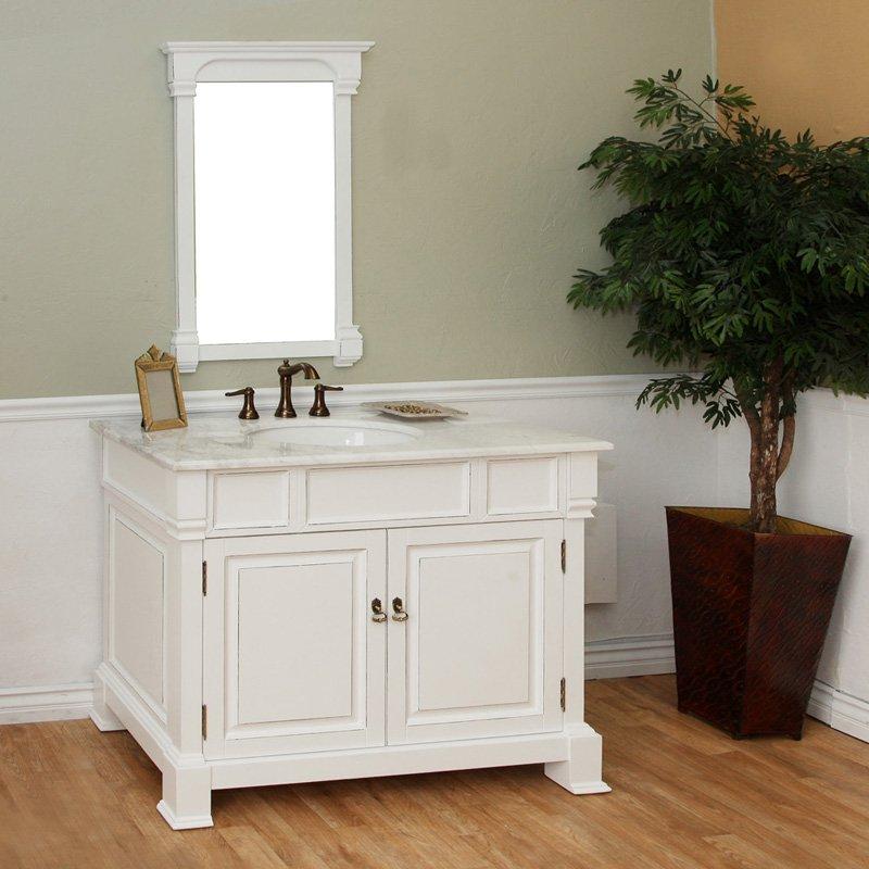 Bellaterra Home Calabria 42-in. Single Bathroom Vanity