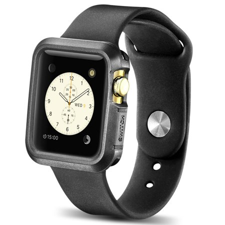 Apple Watch Case, TPU Cases for Apple Watch / Watch Sport / Watch Edition 2015 Release 42 mm (Wristwatch 2015)