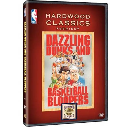 NBA: Hardwood Classics Series Dazzling Dunks & Basketball Bloopers by
