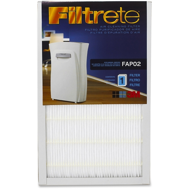 Filtrete Air Cleaning Airflow Systems Filter - For Air Purifier